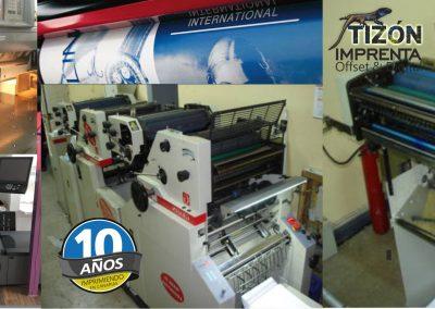imprenta offset digital tenerife sur adeje arona low cost imprenta tizon