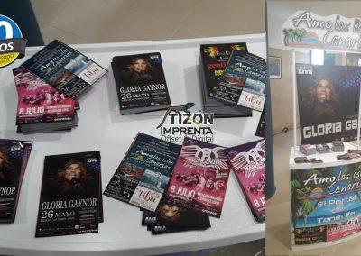 imprenta tizon impresion de flyers tarjetas en tenerife sur