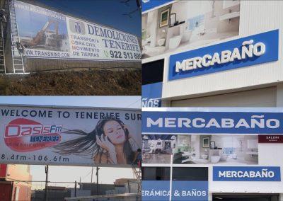 impresion de vinilos en las Chafiras Tenerife sur